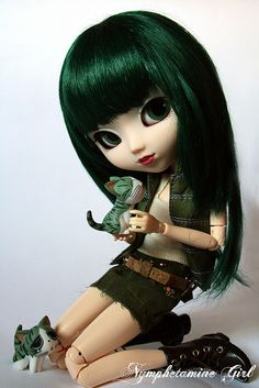 kawaii Pullip | Recent Photos The Commons Getty Collection Galleries World Map App ...