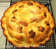 Caramel Apple Pie - just 18 days until Thanksgiving