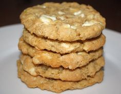 + images about White Chocolate Cookies on Pinterest | White chocolate ...