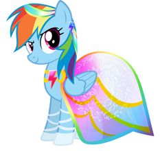 Rainbow Dash - Summer Dress