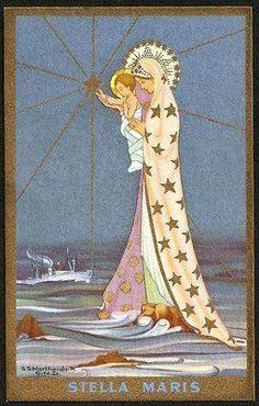 Star of the Sea - Ave Maris Stella