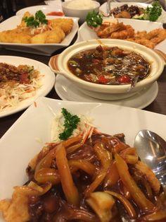Perjamuan kasih #dinner #chinesefood