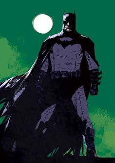 Batman by Rafael Albuquerque Comic Book Artists, Comic Book Characters, Comic Books Art, Comic Art, Batman E Superman, Batman Art, Batman Poster, Gotham City, Rafael Albuquerque