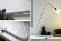 lâmpadas de tubo de PVC