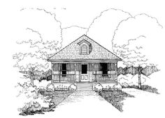 Craftsman House Plan ID: chp-1210 - COOLhouseplans.com