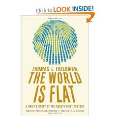 thomas friedman the world is flat thesis