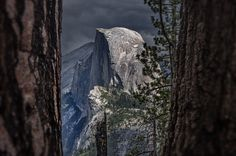 Half Dome Half Dome, Explore, Mountains, Nature, Travel, National Forest, Naturaleza, Viajes, Exploring
