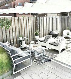 New ikea patio furniture makeover ideas Ikea Outdoor, Patio Ikea, Ikea Patio Furniture, Patio Furniture Makeover, Outdoor Lounge, Outdoor Spaces, Outdoor Living, Outdoor Furniture Sets, Outdoor Decor