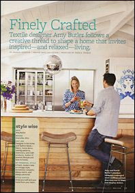 Amy Butler | BHG.com article | like the wood facing