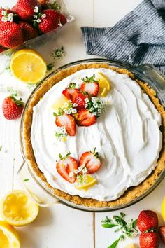 Lemon Pudding Pie Easy Recipe is a delicious pudding pie with triple layer and it requires no baking at all.Only about 15 minutes to prepare Pudding Pie. Lemon Pudding Pie Recipe, Pudding Pies, Pudding Recipes, Pie Recipes, Dessert Recipes, Cooking Recipes, Lemon Recipes, Recipies, Lemon Desserts