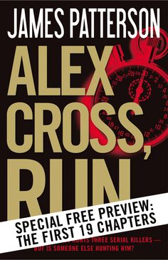 19 best free book previews images on pinterest free books james alex cross run the first 19 chapters fandeluxe Gallery