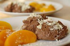 Food and Fotos - life of a vegan: veganes mousse au chocolat