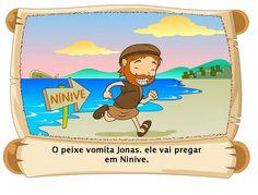 JONAS OBEDECENDO