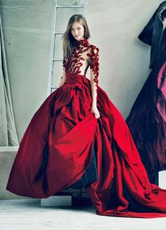 Marchesa red gown dress fantasy fashion - Cute things in my board . - - Marchesa red gown dress fantasy fashion – Cute things in my board More Source by Beautiful Gowns, Beautiful Outfits, Gorgeous Dress, Gorgeous Gorgeous, Red Wedding, Wedding Gowns, Wedding Ideas, Bridal Gowns, Perfect Wedding