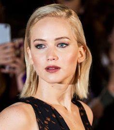 Os Cabelos Curtos de Jennifer Lawrence - Oh, Lollas