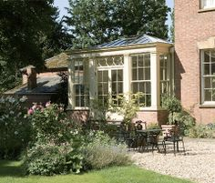 a curious gardener: British conservatories and orangeries,
