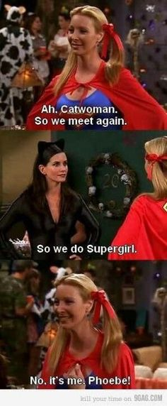 Phoebe Buffay, you are sooo funny! Friends Tv Show, Tv: Friends, Serie Friends, Friends Moments, I Love My Friends, Friends Forever, Friends Phoebe, Funny Friends, Friends Scenes