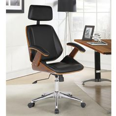 Find This Pin And More On IRELAND FURNITURE Office Chair With Multifunctional Mechanism