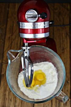 Homemade Potato Gnocchi Dough Kitchen Aid Recipes Stand