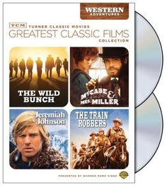 TCM Greatest Classic Films Collection: Western Adventures #WarnerManufacturing