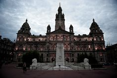 City Chambers of Glasgow
