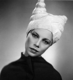 """Dancer, choreographer, actress and painter Tilly Losch, who was married first to surrealist patron and poet Edward James, and later to Henry Herbert, the 6th Earl of Carnavon, of Highclere Castle (""""Downton Abbey"""".)"""