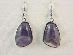 Gemstone Earrings $4.95