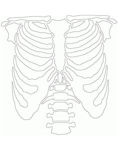 Skeleton costume template scribd stuff i want to make for Skeleton template to cut out