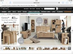 Corsica Furniture From Next