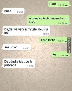 In asa situatii nu-ti mai vine sa iesi la suc ! Funny Jockes, Funny Memes, Jokes, Cute Texts, Fail, Sad Girl, Fun Cookies, Funny Photos, Humor