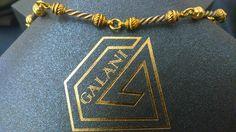 LOVE Byzantine sterling braceletUnique jewelry Original