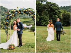 Winery Wedding Inspiration at DelFosse Vineyards and Winery | Emily Marie Photography | Virginia Wedding Photographer