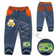 2015 children's autumn and winter clothing male female child child casual applique stitch sports fleece thickening trousers 1270 Boys Winter Clothes, Applique Stitches, Baby Boy T Shirt, Boys Joggers, Boys Pajamas, Child And Child, Kids Pants, Summer Shirts, Boys T Shirts