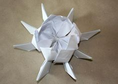 Fotopostup na lekno z papiera 19 3d Origami, Fighter Jets, Aircraft, Aviation, Plane, Airplanes, Planes, Hunting, Jets