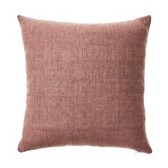 Home Republic - Malmo Linen Cushion Rose Pink - Homewares Cushions - Adairs online Interior Decorating Styles, Decor Interior Design, Home Republic, Toddler Girl Bedding Sets, Multipurpose Furniture, King Comforter Sets, Furniture For Small Spaces, Linen Bedding, Bed Linens