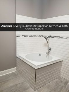 Featuring Our Japanese Deep Soaking Bathtub, The Beverly, At Metropolitan  Kitchen And Bath In