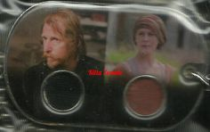 The Walking Dead Season 3 Axel/Carol (Duel Costume) Dog Tag DCR1 of DCR24