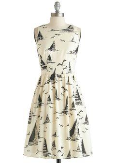 Byron Bay Beautiful Dress, #ModCloth