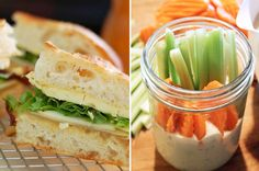 Ok - not a destination - but 15 homemade meals you can carry on a plane?!? Genius. Pure genius.