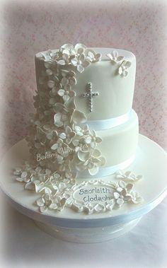 Communion cake                                                                                                                                                      Más