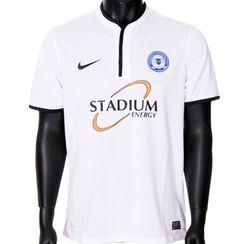 Peterborough United Nike Away Shirt 2013/2014 Championship League, Peterborough United, Soccer Jerseys, Sports Shirts, The Unit, Athletic, Nike, Fitness, Design