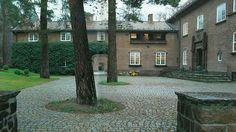 Villa Munkebakken (Store G), Fornebuveien 1366 Lysaker, Norway Villas, Norway, Mansions, Store, House Styles, Plants, Design, Mansion Houses, Villa