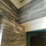 barnwood accent wall