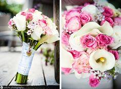 Pink & white. Wedding Bouquet Mania! | Sakura Photography | Vancouver Weddings