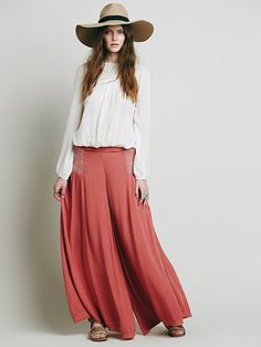 Endless Summer Lola Pant at Free People Clothing Boutique
