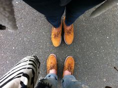 Friendship shoes bateaux Timberland mode fashion love
