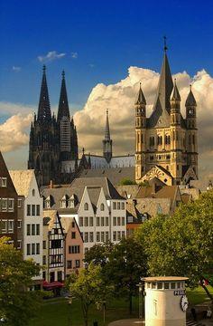 Kölner Dom in Köln (Cologne) - Germany
