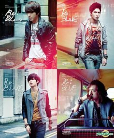 CNBlue how cool they are?? Come visit kpopcity.net for the largest discount fashion store in the world!!
