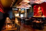Aja, Here To Serve- fantastic modern Asian kitchen Places To Eat, Great Places, Lychee Martini, Asian Kitchen, Modern Asian, Private Dining Room, Sushi Rolls, Lounge Areas