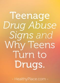 Many addicts start using drugs in their teens and facts about drug abuse in teenagers are of interest to agencies who wish to reduce teenage drug abuse. It is thought if the number of teen drug abusers can be reduced, then addiction overall will decline. http://alcoholrehabflorida.blogspot.com/2015/03/drug-addiction-intervention-west-palm.html